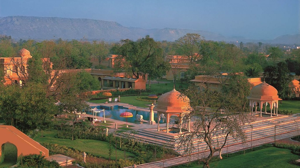 Oberoi Rajvilas jaipur india
