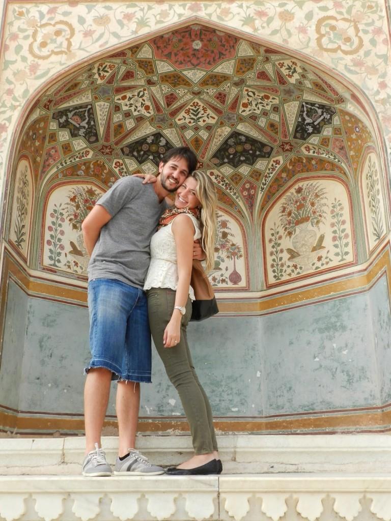 17 amber fort jaipur - rajastao - india viagem