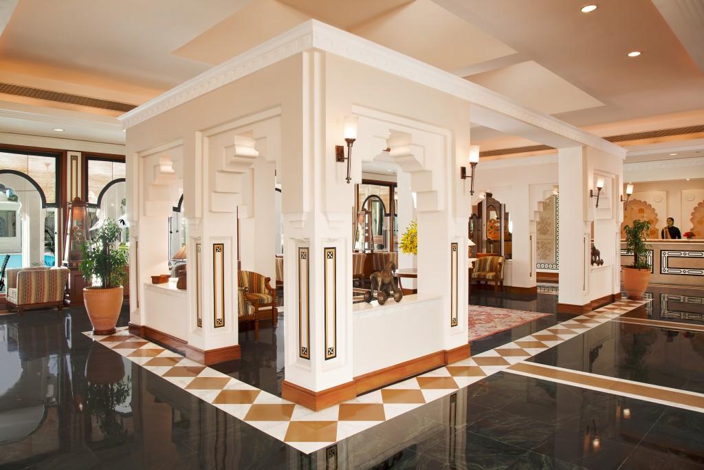 hotel trident jaipur india