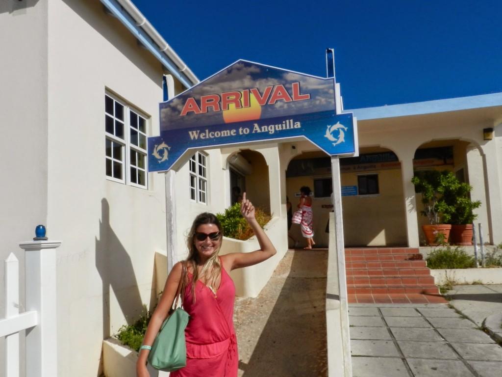 Imigração de Anguilla