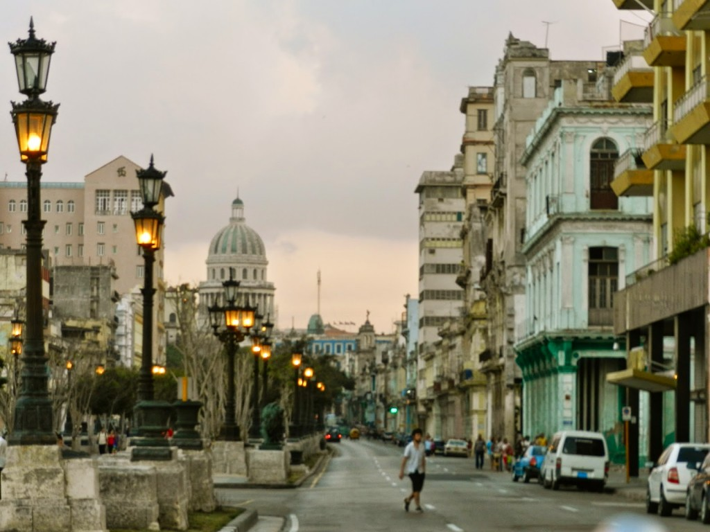 19 Paseo del Prado - Paseo de marti - o que fazer em havana - dicas de viagem CUBA