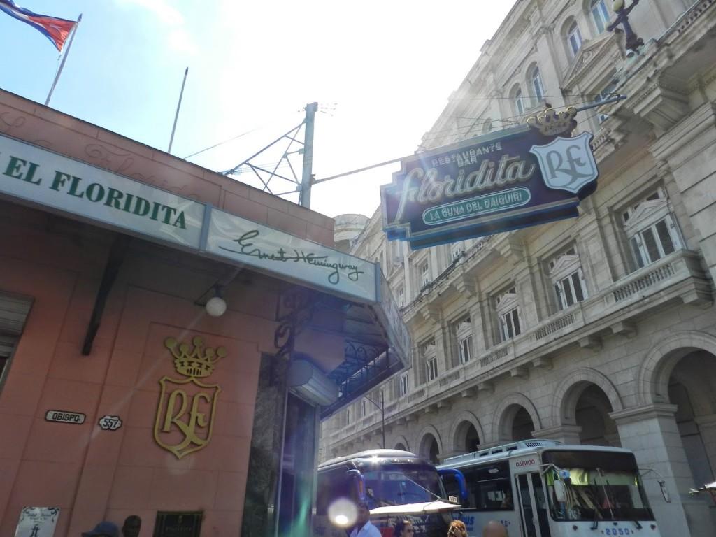 20 El Floridita - restaurantes e bares de Havana Vieja - dicas de viagem CUBA