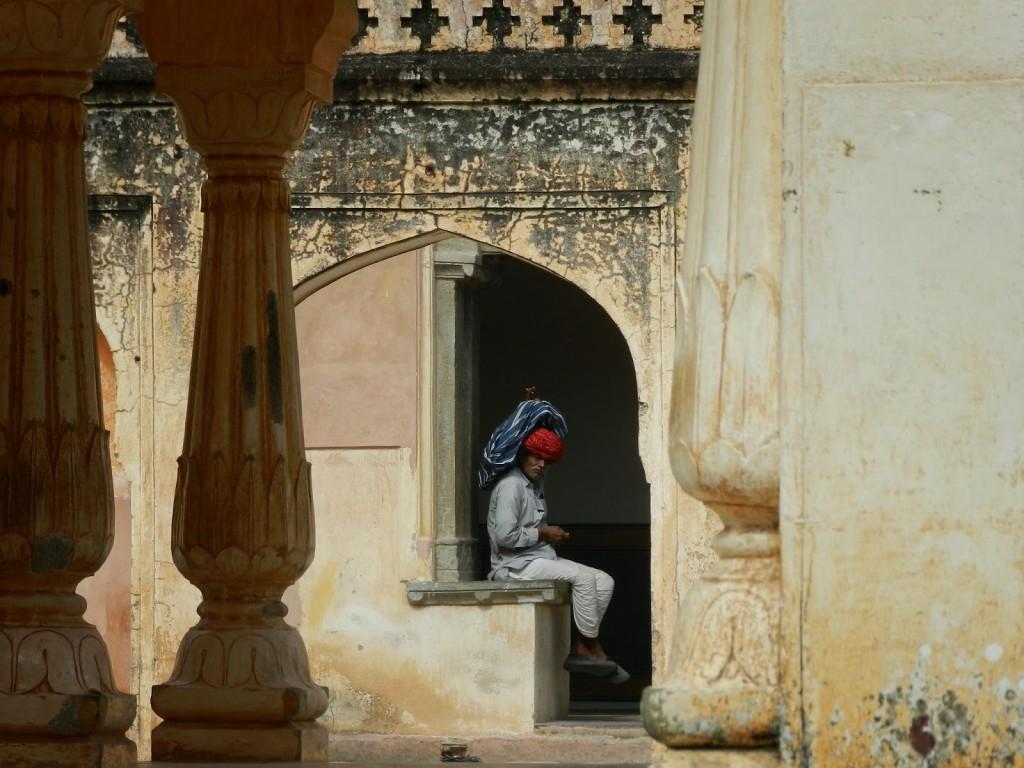 21 amber fort jaipur - rajastao - india viagem