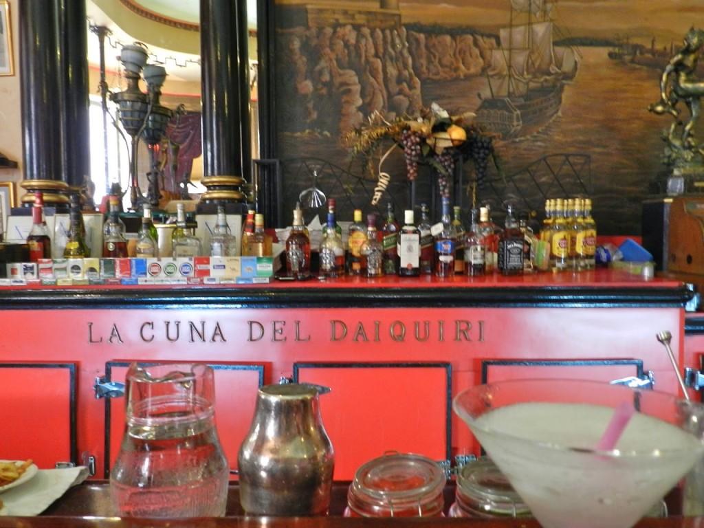 22 El Floridita - restaurantes e bares de Havana Vieja - dicas de viagem CUBA