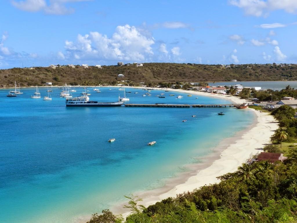 23 ANGUILLA - shoal bay - britanico - dicas de viagem Caribe