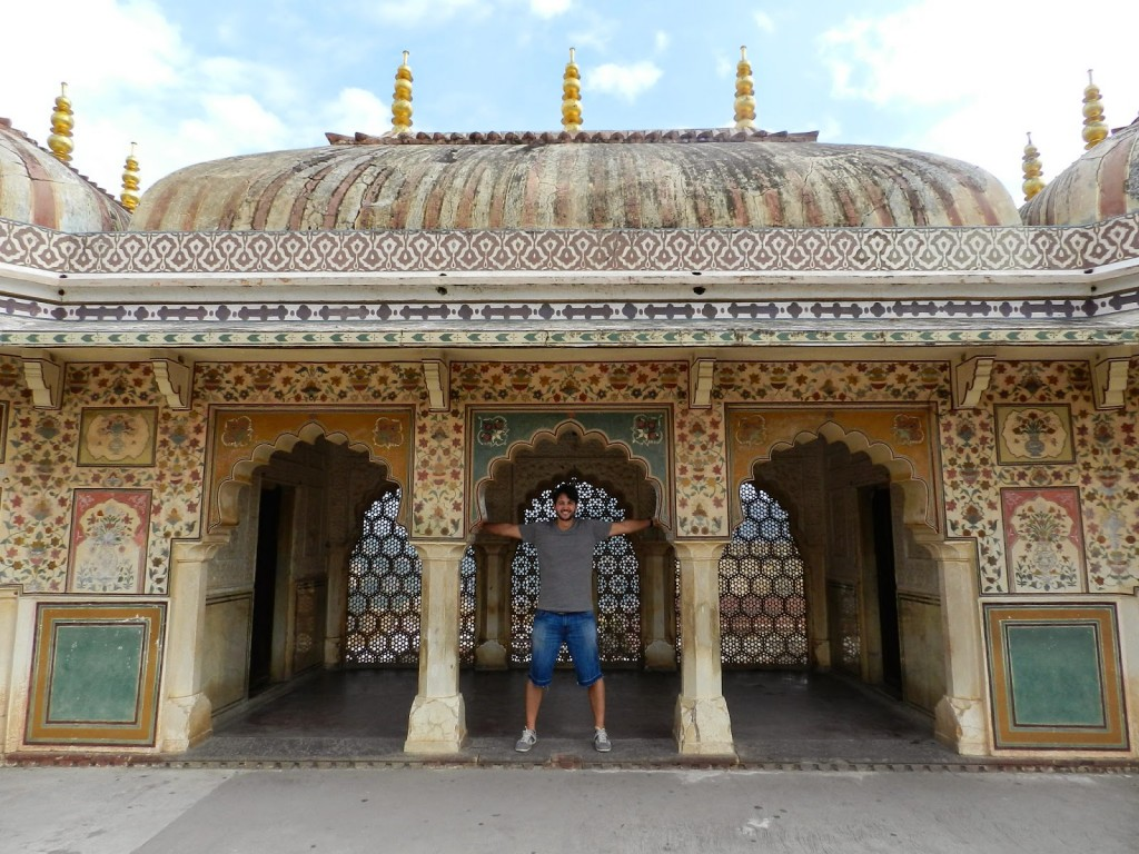 Latticed Screens - está acima do Ganesh Pol, aquela janelinha (veja foto que coloquei logo acima, a 2a do Amber Fort)