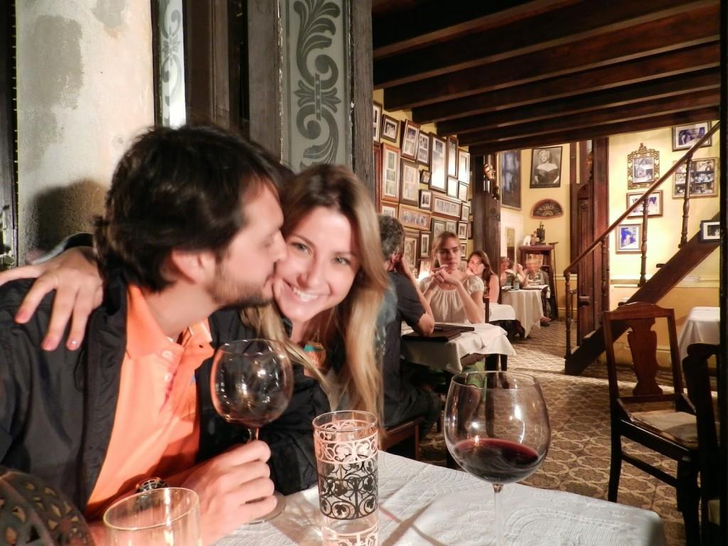 27 LA GUARIDA - restaurantes e bares de Havana Vieja - dicas de viagem CUBA