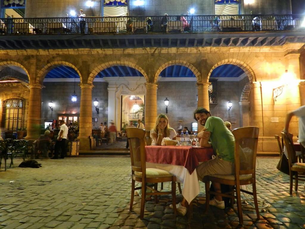 32 Plaza de la Catedral - El Patio - restaurantes e bares de Havana Vieja - dicas de viagem CUBA