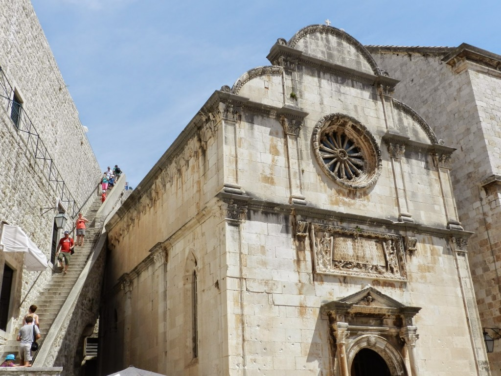 Turismo em Dubrovnik Croacia