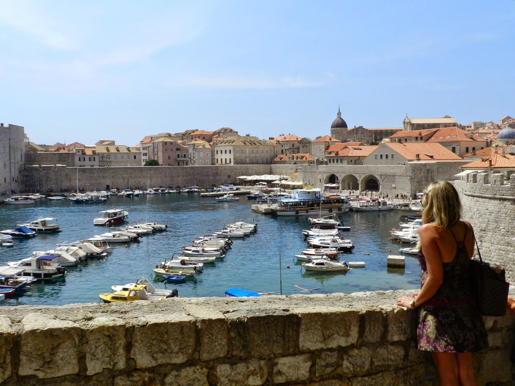 Vista panoramica Dubrovnik