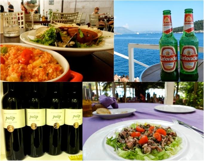 Comida Cerveja Croacia