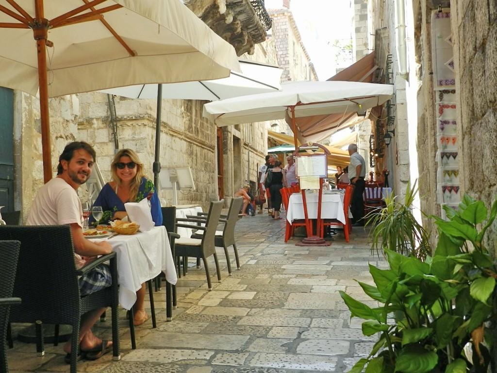 Onde comer em Dubrovnik