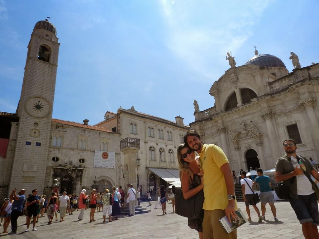 Torre do Relógio Dubrovnik Croacia