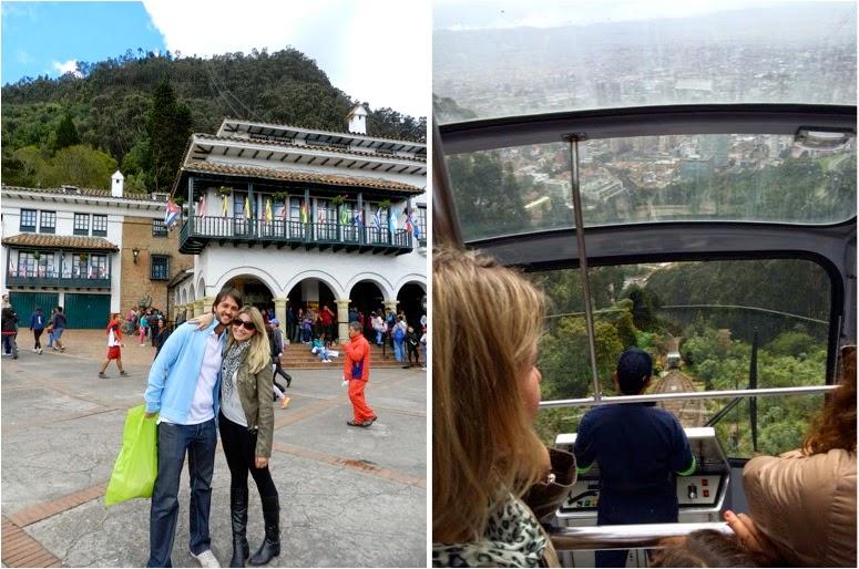 01 Cerro de monserrate - turismo em bogota - dicas de viagem colombia