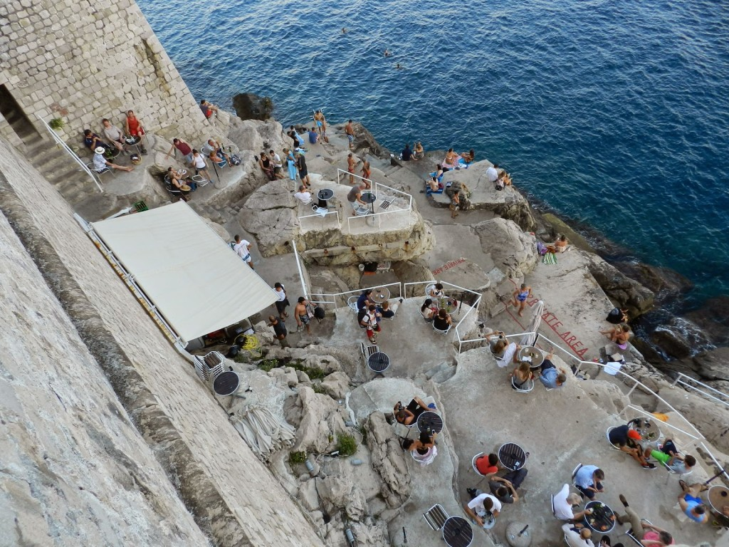 Bar Mala Buza Dubrovnik Croacia