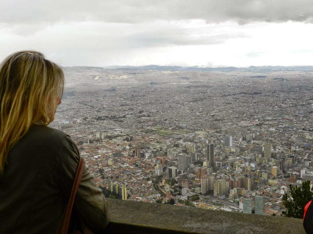 02 Cerro de monserrate - turismo em bogota - dicas de viagem colombia