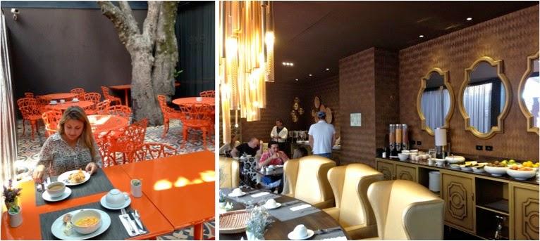 02 hotel exe bacata 95 - parque de la 93 - bogota colombia - dicas de viagem