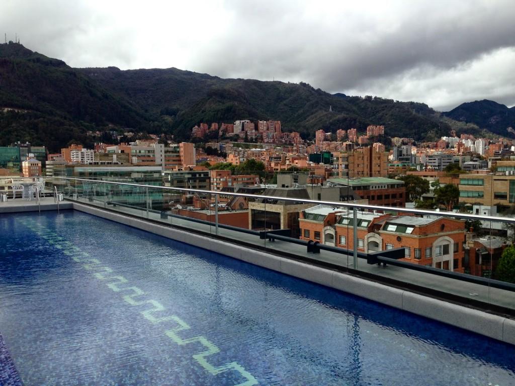 04 hotel exe bacata 95 - parque de la 93 - bogota colombia - dicas de viagem