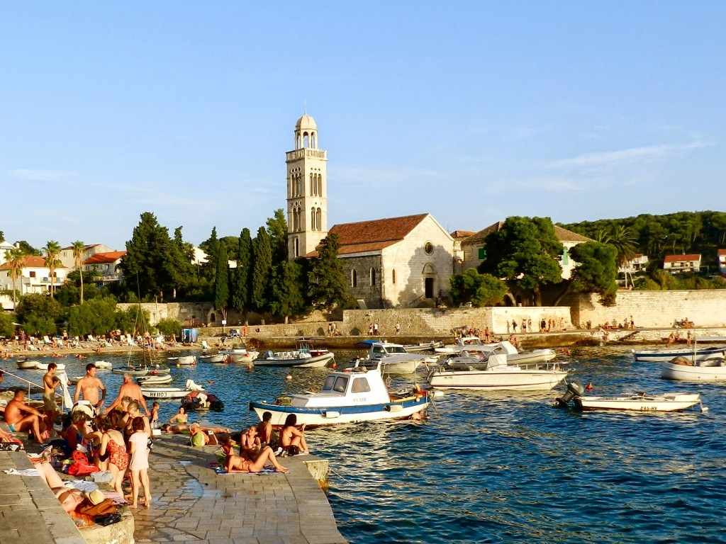 O que fazer Hvar Croacia