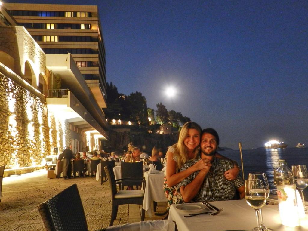 PRORA restaurant hotel excelsior dubrovnik croatia
