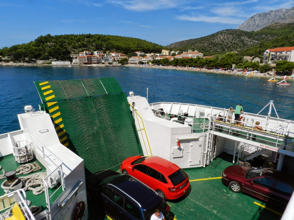 FERRIES BALSA CROACIA HVAR
