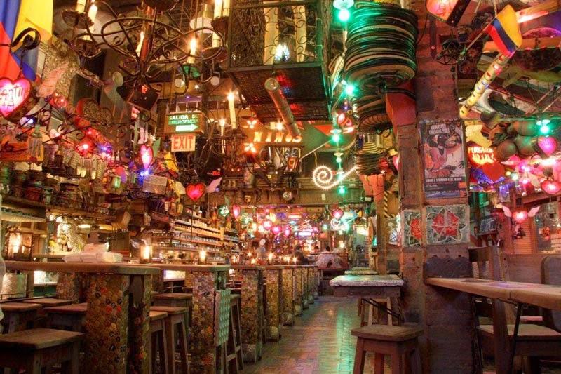 10 Andres Carne de Res CHIA - restaurantes de Bogota Colombia - onde comer dicas de viagem
