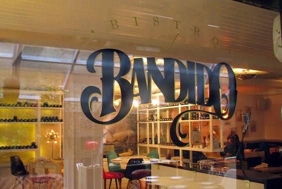 12 Bandido Bistro Zona G - restaurantes de Bogota Colombia - onde comer dicas de viagem