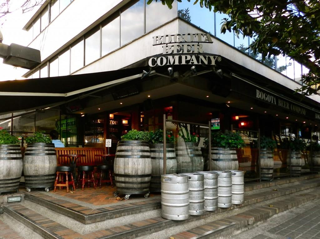 13 Bogota Beer Company Parque de La 93 - restaurantes de Bogota Colombia - onde comer dicas de viagem