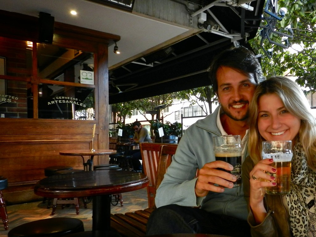 14 Bogota Beer Company Parque de La 93 - restaurantes de Bogota Colombia - onde comer dicas de viagem