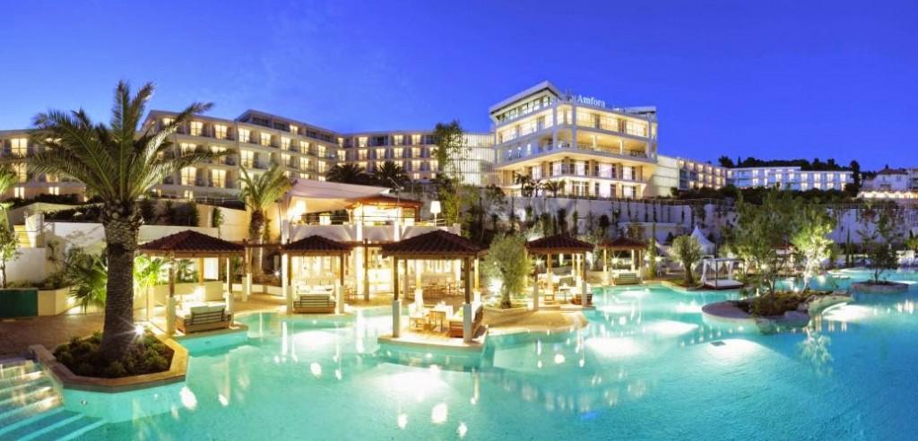 Hotel Hvar Croacia Amfora