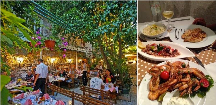 restaurante hvar croacia paladini