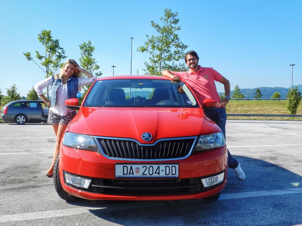 Aluguel de carro na Croacia
