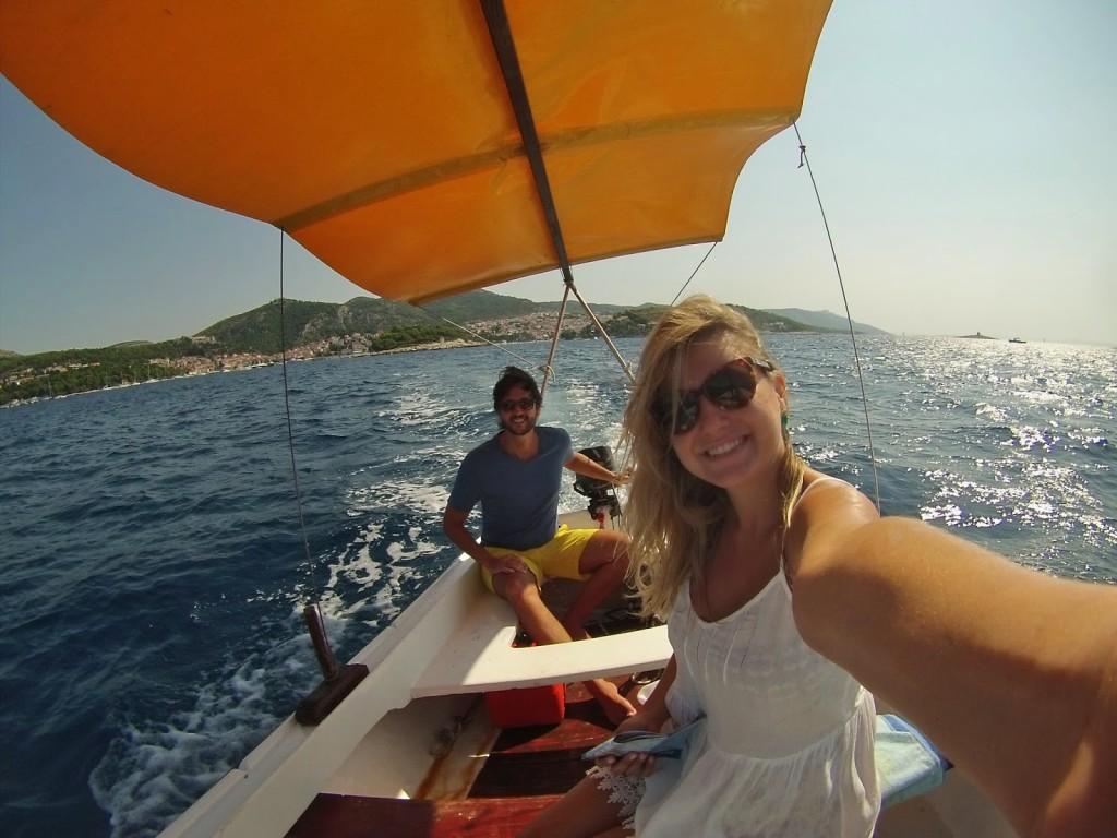 Aluguel barco Hvar Croacia Pakleni Islands