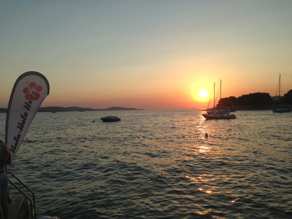 hula hula beach club hvar croacia