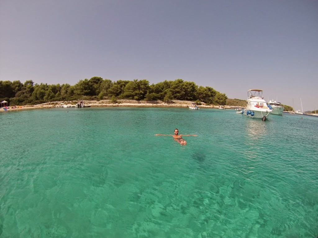 pakleni islands Aluguel barco Hvar Croacia