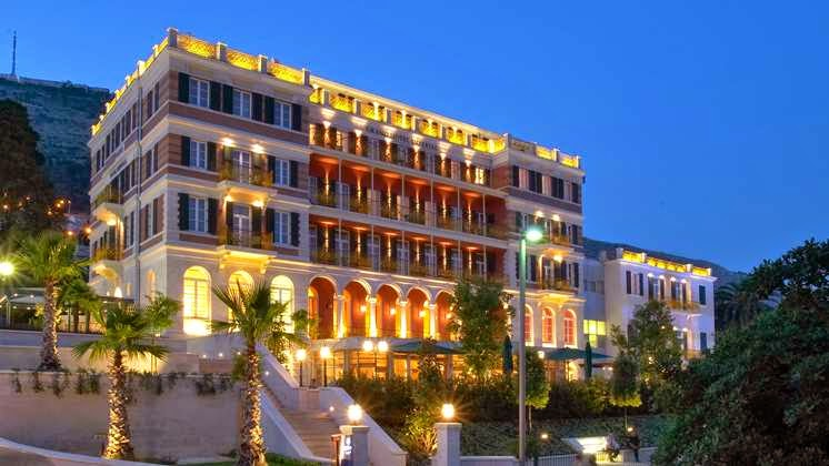 hotel hilton imperial dubrovnik croatia