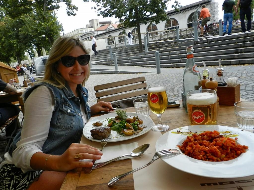 01 restaurantes ljubljana eslovenia - MOST Restaurant - dicas de viagem