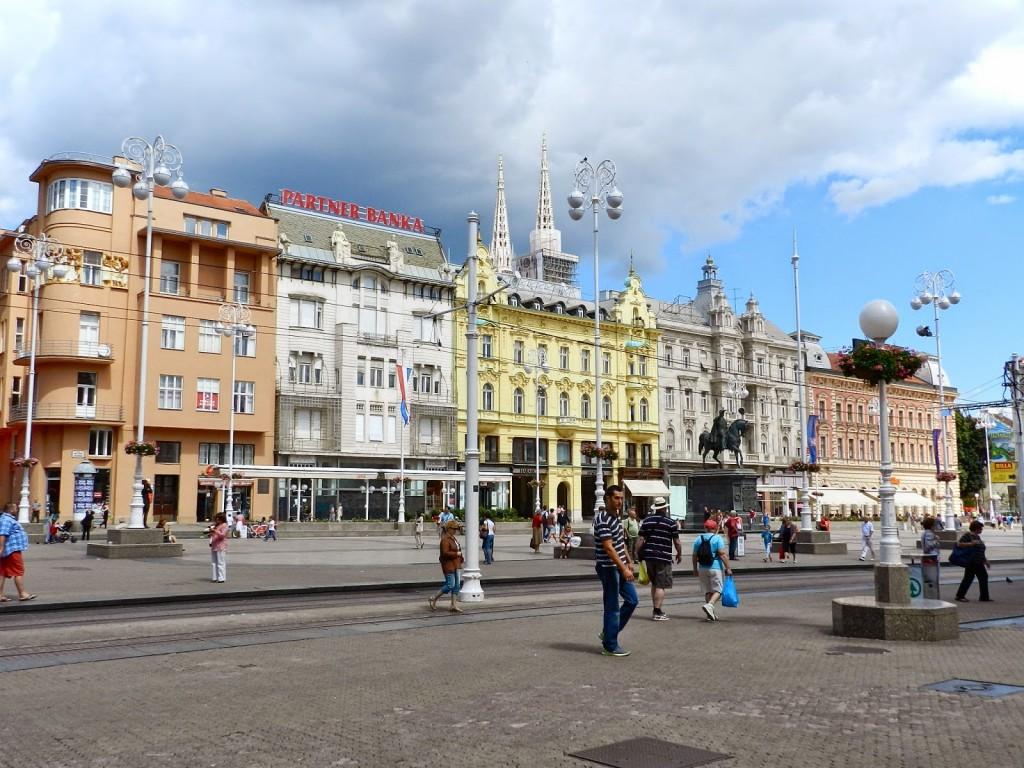 Praça Trg Bana Josipa Jelacica