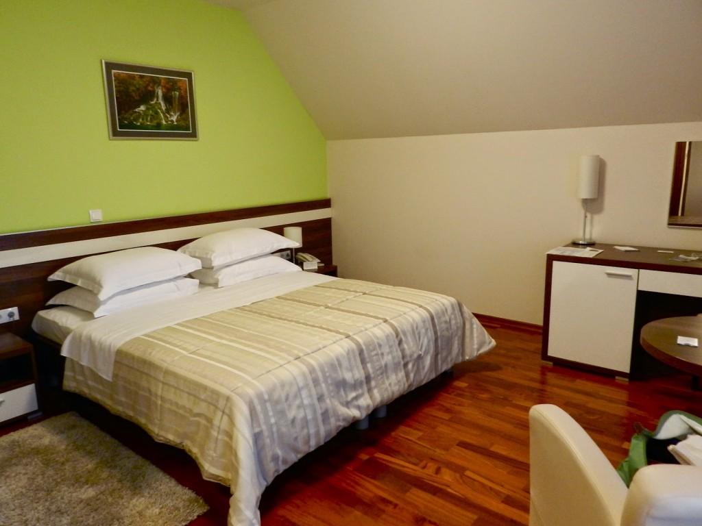 Hotel Degenija plitvice lakes croatia