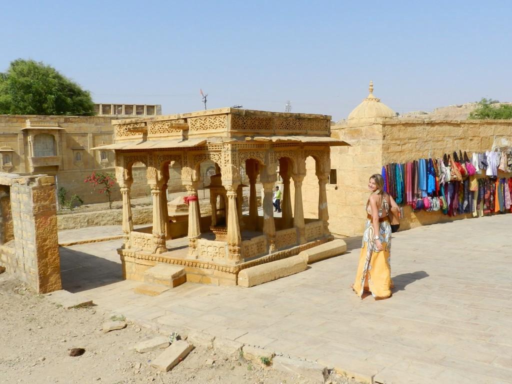06 gadi sagar lake jaisalmer rjasthan india