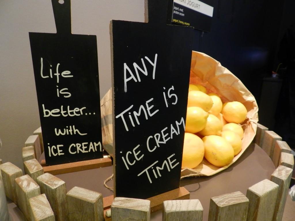 07 restaurantes ljubljana eslovenia - sorvete VIGO Vigò Ice cream - dicas de viagem
