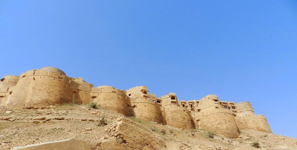 08 jaisalmer fort rajasthan india