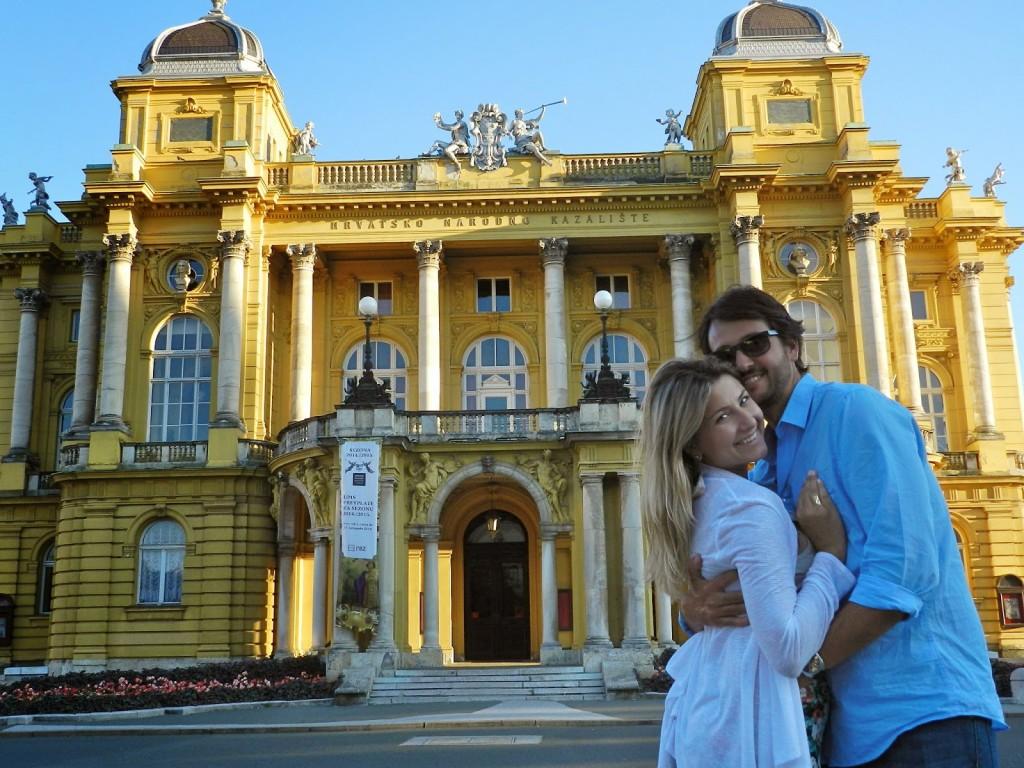 13 teatro nacional croata - zagreb croacia dicas