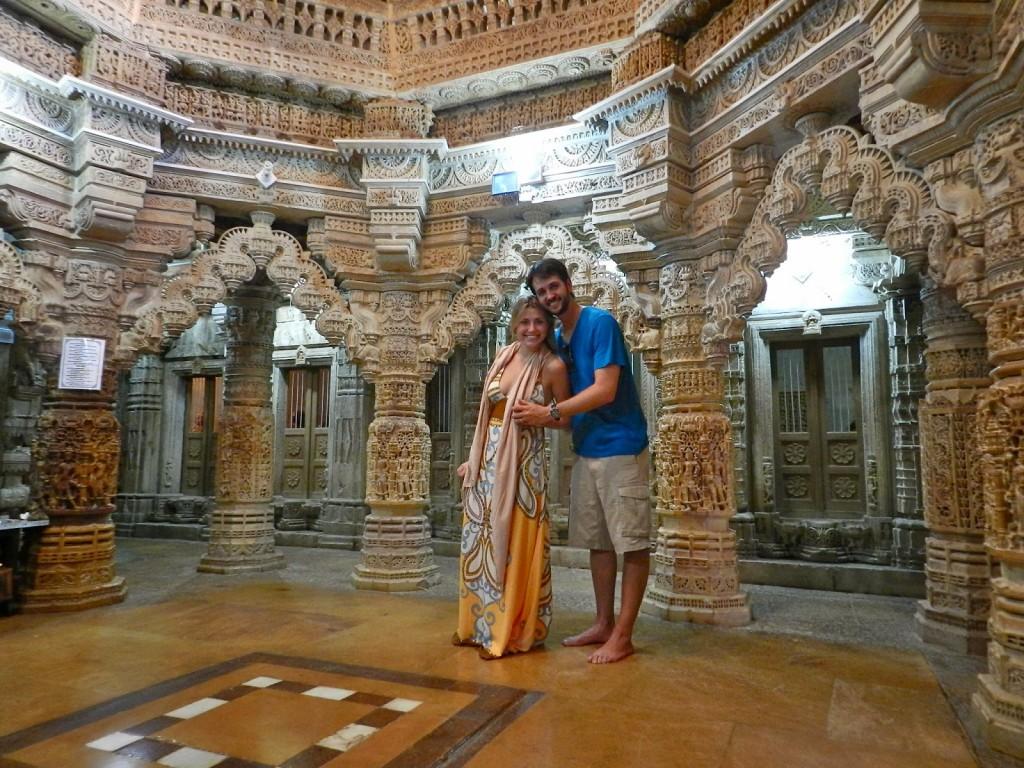 14 jain temples jaisalmer fort rajasthan india