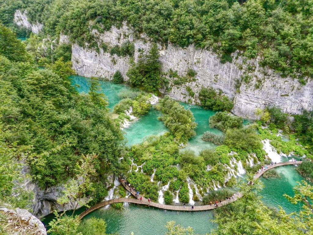 15 Mirante vista panoramica lagos de plitvice lakes croacia lalarebelo blog dicas viagem