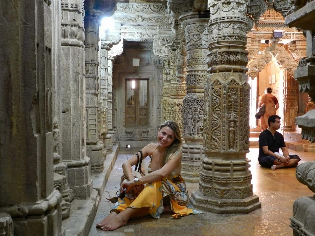 16 jain temples jaisalmer fort rajasthan india