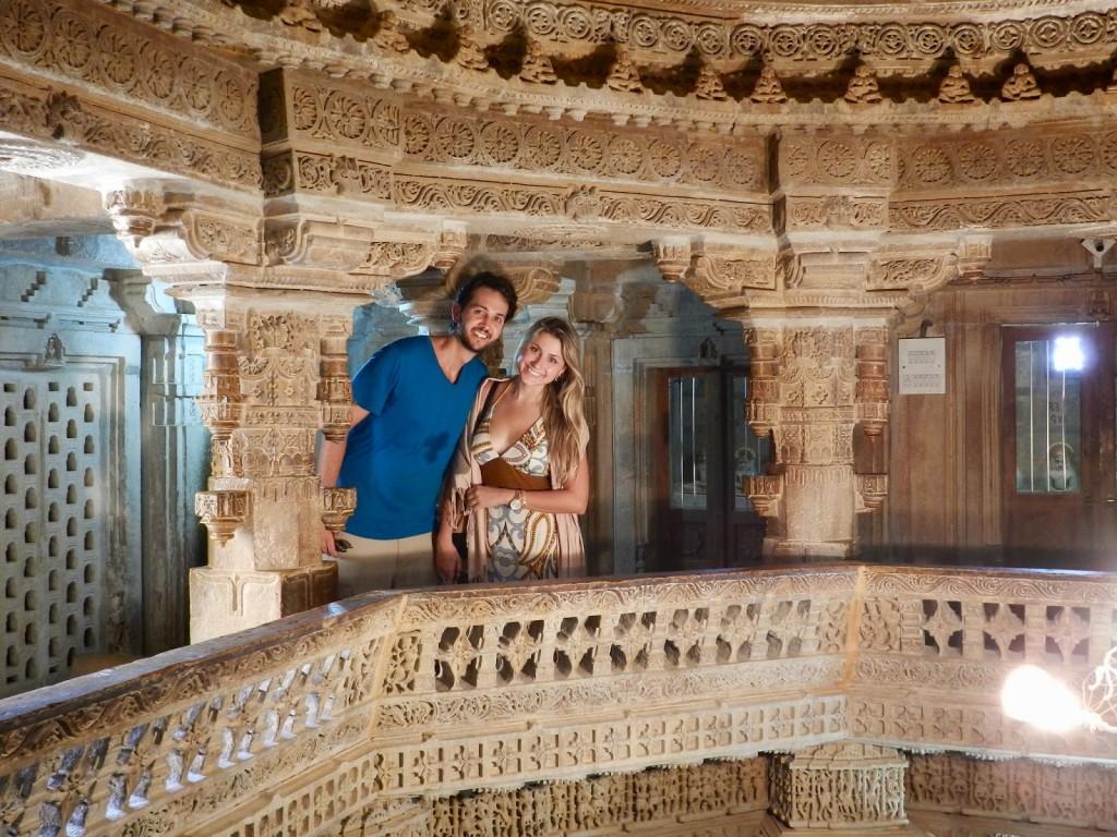 17 jain temples jaisalmer fort rajasthan india