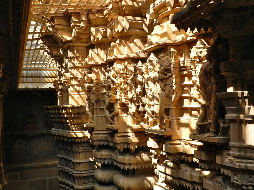 Rikhabdev Jain Temple