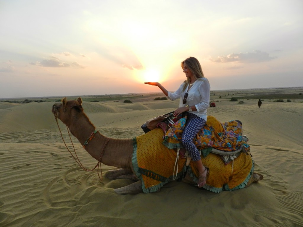 19 dinner on the dunes thar desert suryagarh hotel jaisalmer rajastao india