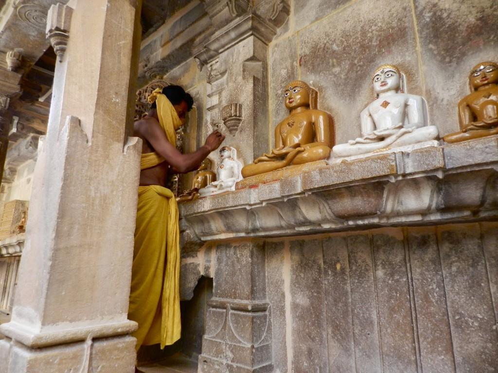 19 jain temples jaisalmer fort rajasthan india